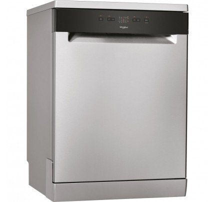 Whirlpool WFE2B19X Freestanding Full Size Dishwasher, 13 Place Settings, A+ Energy