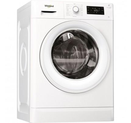 Whirlpool FWG81496W Washing Machine, 8kg, 1400RPM, A+++ Energy