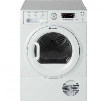 Hotpoint SUTCD97B6P Condenser Tumble Dryer, 9kg Capacity, B Energy