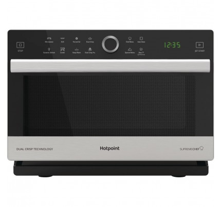 Hotpoint MWH338SX Combination Microwave, 900W, 33L