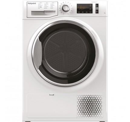 Hotpoint NTM1182XB Heat Pump Tumble Dryer, 8kg Capacity, A++ Energy