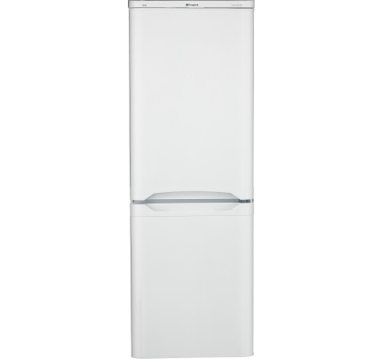 Hotpoint HBD5515W Fridge Freezer, 55cm, Manual Defrost, A+ Energy
