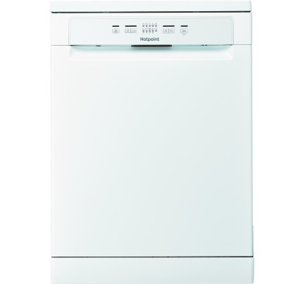 Hotpoint HFC2B19 Freestanding Full Size Dishwasher, 13 Place Settings, A+ Energy