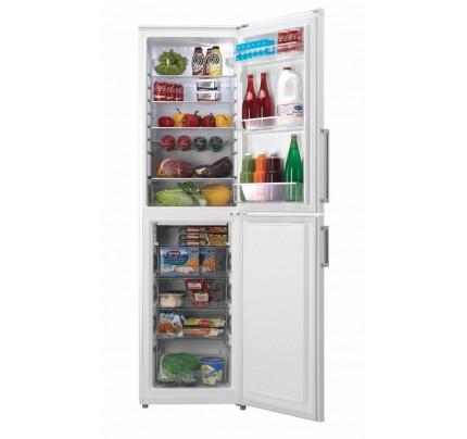 Hoover HVBF5192WHK Fridge Freezer, 55cm, Frost Free, A+ Energy