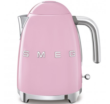 Smeg KLF03PKUK Pink Kettle
