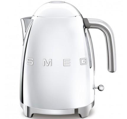 Smeg KLF03SSUK 50's Style Polished Stainless Steel Kettle