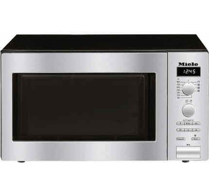 Miele M6012 Microwave With Grill, 900W, 26L