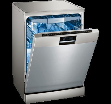 Siemens SN278I36TE Freestanding Full Size Dishwasher, 13 Place Settings, A+++ Energy