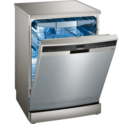 Siemens SN258I06TG Freestanding Full Size Dishwasher, 14 Place Settings, A+++ Energy
