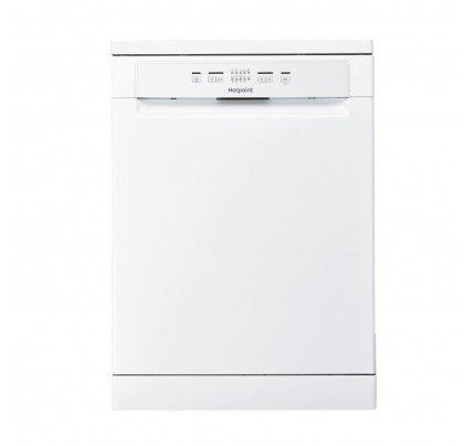Hotpoint HEFC2B19C Freestanding Full Size Dishwasher, 13 Place Settings, A+ Energy