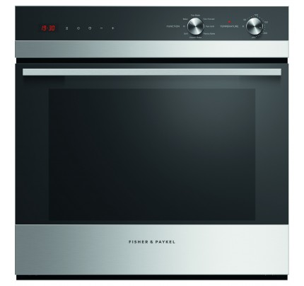 Fisher & Paykel OB60SC7CEX1 Catalytic, Single Multifunction Oven, Electric, A Energy