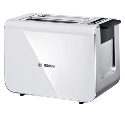 Bosch TAT8611GB White Toaster