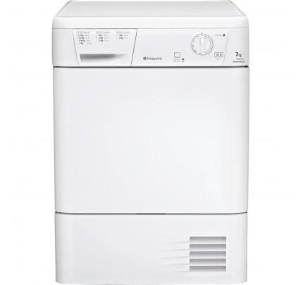 Hotpoint CDN7000BP Condenser Tumble Dryer, 7kg Capacity, B Energy