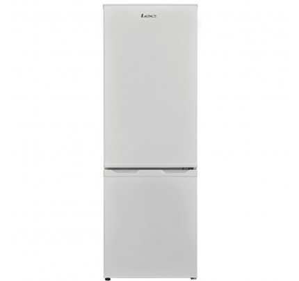 Lec TFL55148W Fridge Freezer, 55cm, Low Frost, A+ Energy