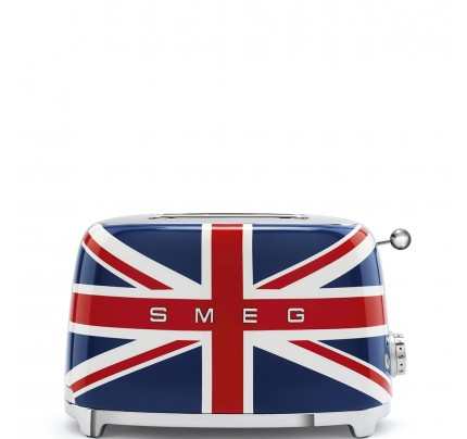 Smeg TSF01UJUK Union Jack Design 2 Slice Toaster