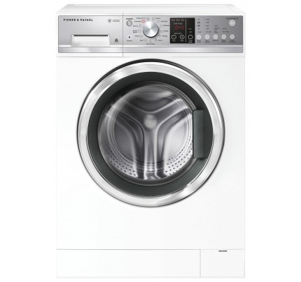 Fisher & Paykel WM1490F1 Washing Machine, 9Kg Capacity, 1400 Spin, A+++ (-20%) Energy