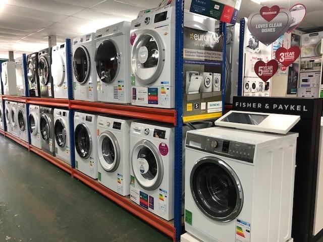 kensington appliances washing machines